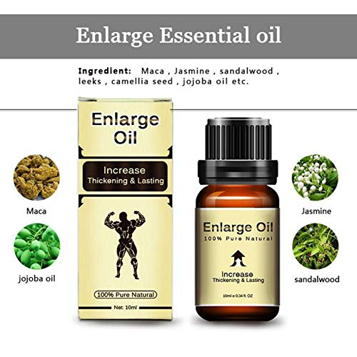 Men s Massage Oil, Private Parts Maintenance Oil, Men s Enlarged Essence Cream, Men s Massage Products, 100% Herbal Pure Essential Oil