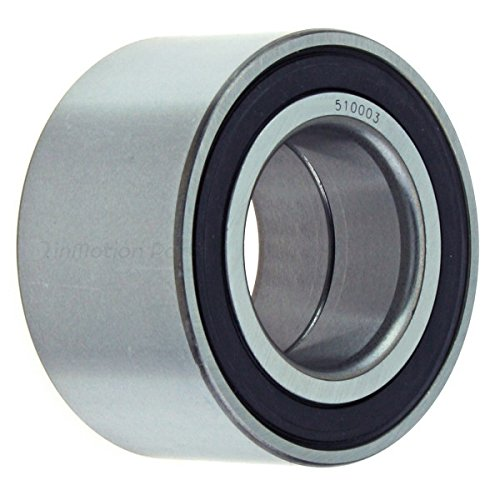 Front Wheel Bearing IMP510003 inMotion Parts for Audi TT, TT Quattro, Kia Sephia, Spectra, Mazda 323, Miata, MX-3, Protege, Protege5, Volkswagen Beetle, Golf, Golf City, Jetta, 1pc