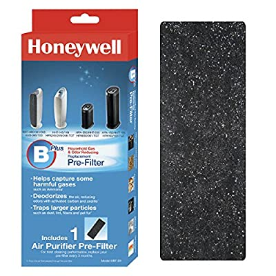 Honeywell Odor-Reducing Air Purifier Replacement Pre-Filter, HRF-B1/Filter (B)