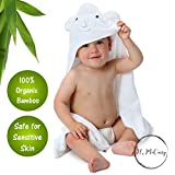 Bamboo Hooded Baby Towel By H. McCurry: 100% Organic Unisex...