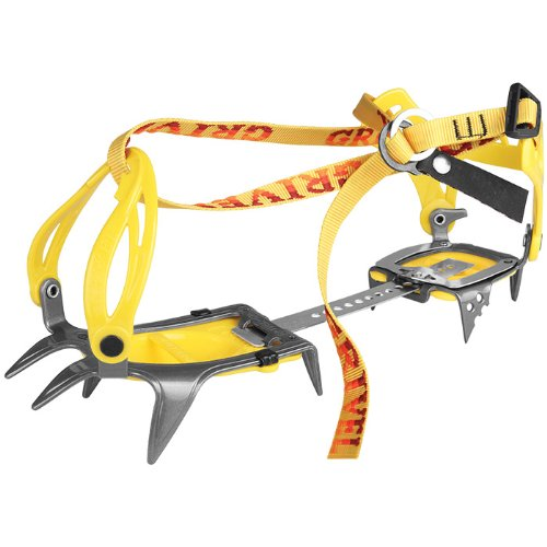 Grivel G10 Crampon New-Classic Wide, One Size by Grivel