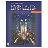 img - for Hospitality Management: An Introduction by Tim Knowles (1998-02-20) book / textbook / text book