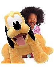 DISNEY Mickey Muse Wonderhuisje Pluto XXXXL 80 cm hond pluche pluche