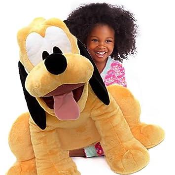 Disney Mickey Mouse Maravillas Casa Pluto XXL perro Peluche Plush