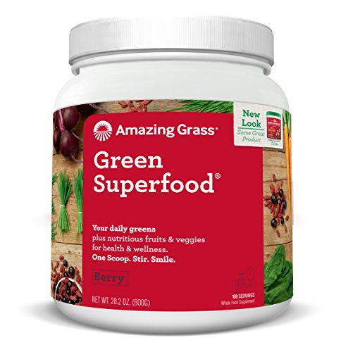 Amazing Grass Green SuperFood Servings product image