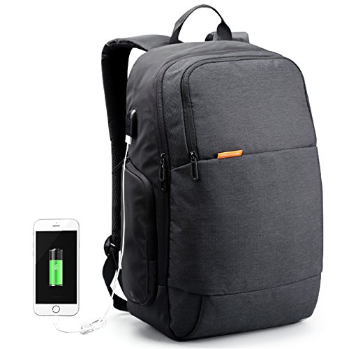 Lecxci Business Backpack Water resistant Connector