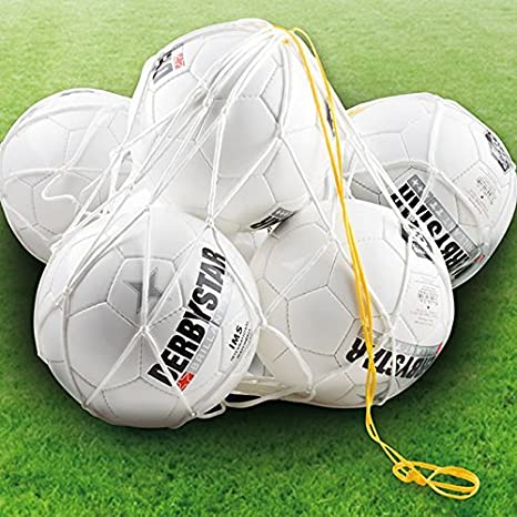 B&D B + D – Bolsa de Red para 12 balones de fútbol: Amazon.es ...