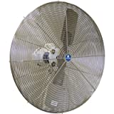 Schaefer Stainless Steel Circulation Fan - 30in., 10,650 CFM, 1/2 HP, 115/230 Volt, Model# 30CFO-SWDS