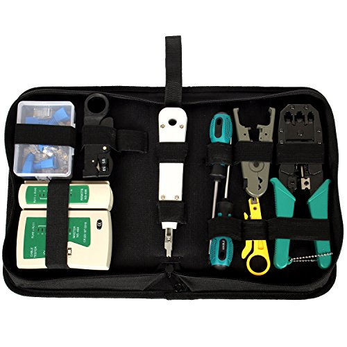 The 10 best network kit tools professional 2019