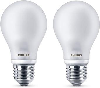 Philips LED Leuchtmittel 806 lm E27 2700 K matt 6,7 W A++ 60 W