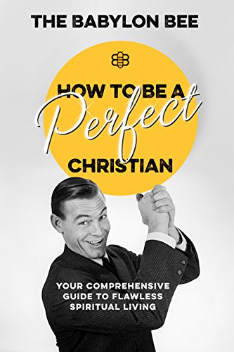 How to Be a Perfect Christian: Your Comprehensive Guide to Flawless Spiritual - Bees To How The Help