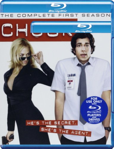 Chuck: The Complete First Season [Blu-ray]