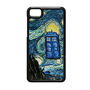 Generic Thin Phone Case For Children Printing With Tardis For Blackberry Z10 Choose Design 9