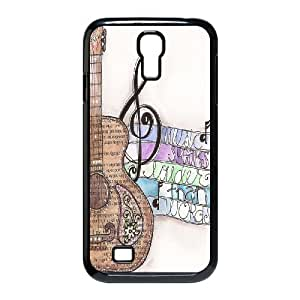 -ChenDong PHONE CASE- For SamSung Galaxy S4 Case -Music In Our Life-UNIQUE-DESIGH 7