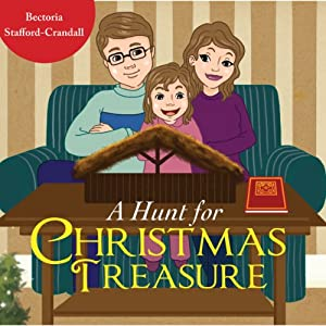 A Hunt for Christmas Treasure Audiobook