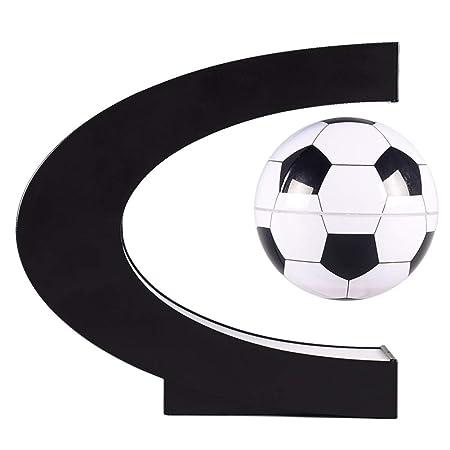 URAURORA - Balón de fútbol Flotante con luz LED de Noche en Forma ...