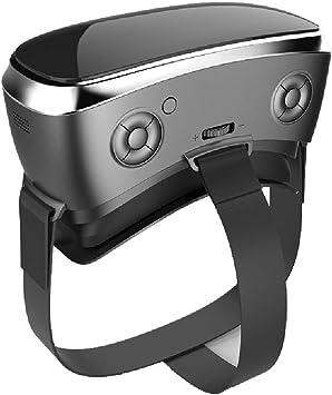 SCKL VR 3D Auriculares con Bluetooth Y WiFi, Gafas De Realidad ...