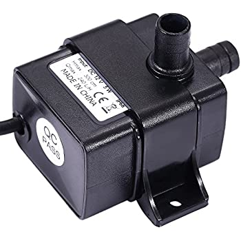 Robolife DC 12V Waterproof Cooling Fountain Brushless Water Pump
