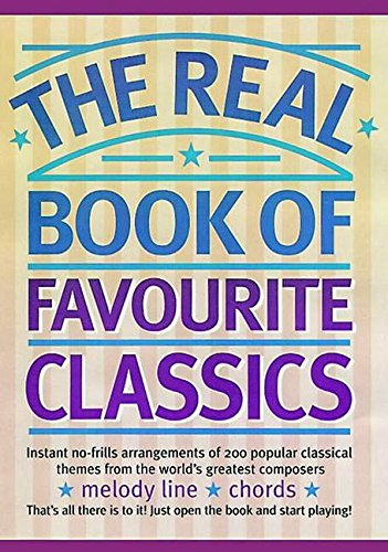 Read Online The Real Book Of Favourite Classics PDF