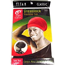 Titan Classic Dreadlock Stocking Cap #22135 [Brown]