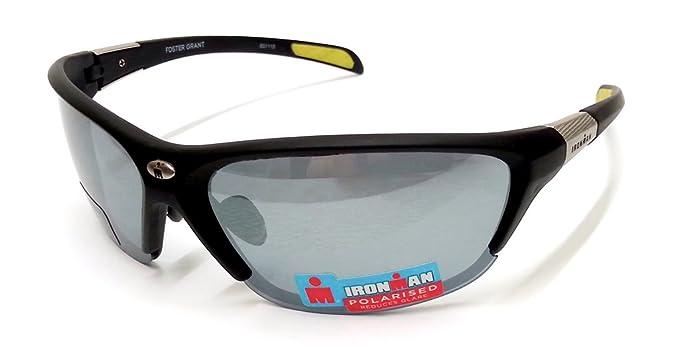 Foster Grant Ironman gafas de sol polarizadas peludas - de accionamiento diseño para modelo Curzon -