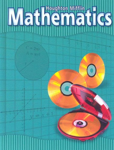 Houghton Mifflin Mathematics: Student Edition, Level 6