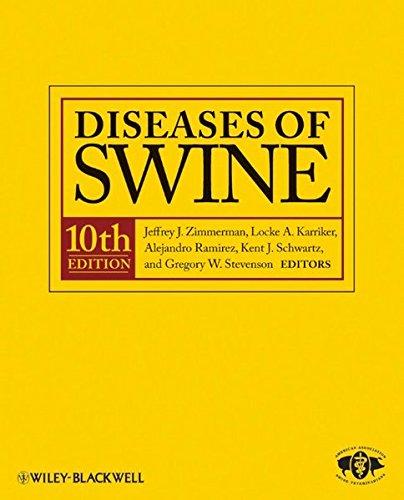 Diseases of Swine by Brand: Wiley-Blackwell