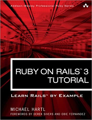 Ruby on Rails 3 Tutorial: Learn Rails by Example (Addison