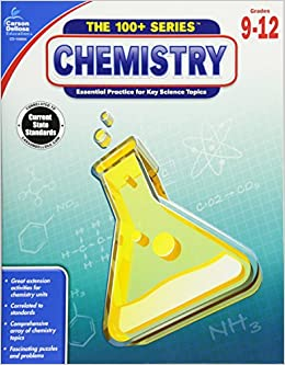 Chemistry Grades 9-12 (100+ Series(tm)) PDF iBook EPUB 978-1483817095 por Carson-Dellosa Publishing