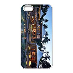 Swimming Pool Hight Quality Case for Iphone 5s by lolosakes