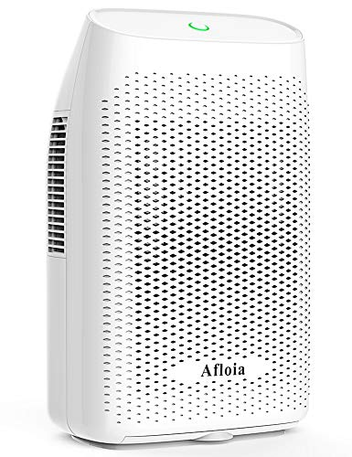 Afloia Dehumidifier for Home Quiet Dehumidifier for Bedroom Small Dehumidifiers for Bathroom Air Dehumidifier for Room (2000ml A) by Afloia