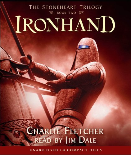 Stoneheart #2: Ironhand - Audio by Scholastic Audio Books