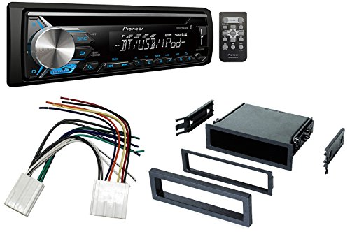 pkg 2003-2008 Toyota Corolla Single Din Car Stereo Radio Ins