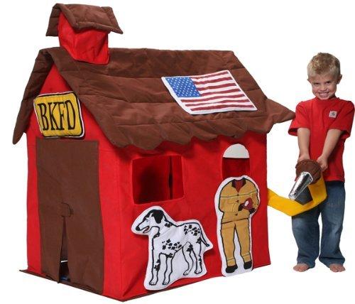 Kids Bazoongi Cottage Kids (Bazoongi Kid's Fire Station Cottage)
