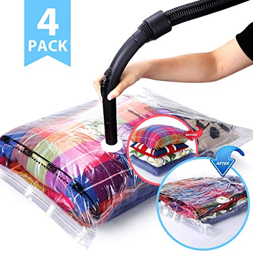 VICOODA Space Saver Vacuum Bags, Vacuum Seal Storage for sale  Delivered anywhere in USA