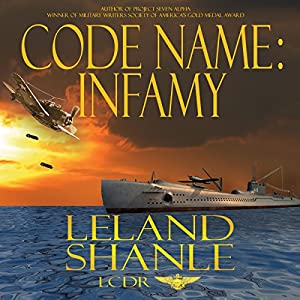 Code Name: Infamy Audiobook