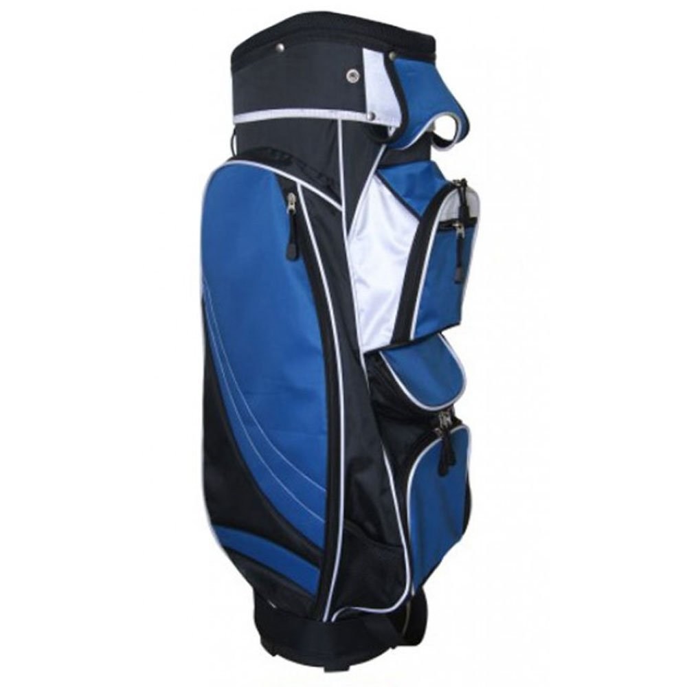 Precise Golf MX14 Cart Bag 2017 Black/Blue