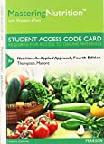 MasteringNutrition with MyDietAnalysis with Pearson EText -- Standalone Access Card -- for Nutrition 4th Edition