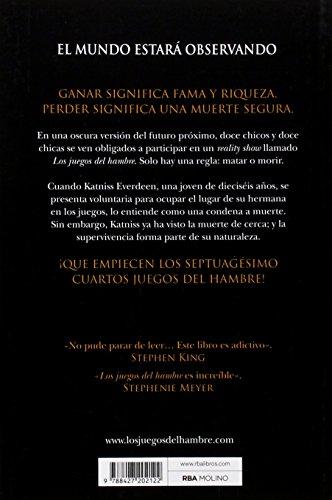 Los Juegos del Hambre, el primer libro de la saga de Suzanne Collins | Letras y Latte - Libros en español