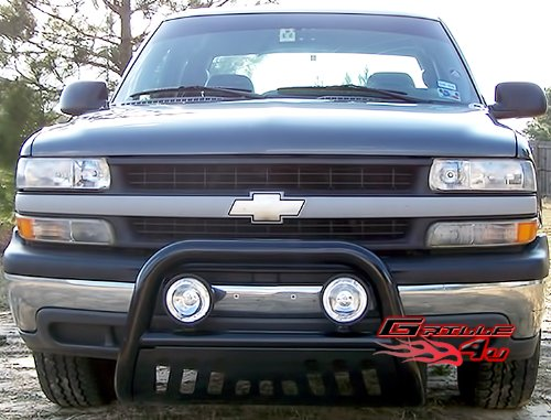 01 chevy silverado bull bar - 7