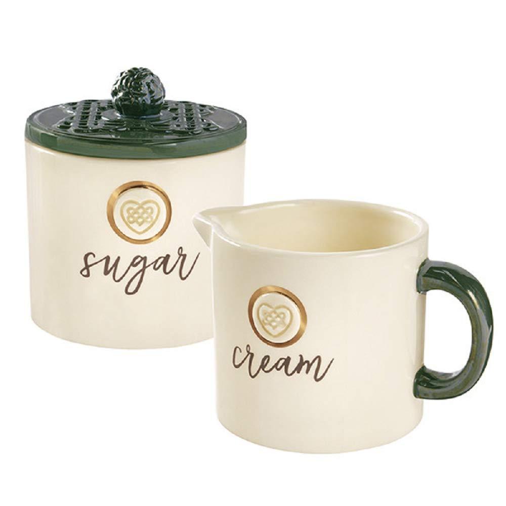 Grasslands Road Sugar Bowl and Creamer Set