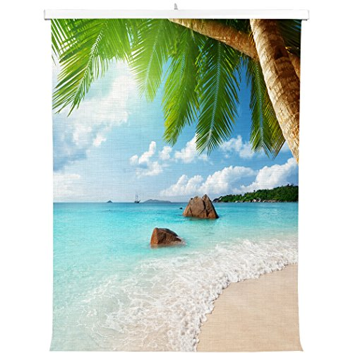 HommomH Print Canvas Wall Decoration Poster  With Hanging Sh