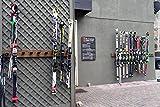 Hangemright Blue Ski Hanger