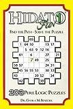 Hidato fun 1: 203 Pure Logic Puzzles (Volume 1)