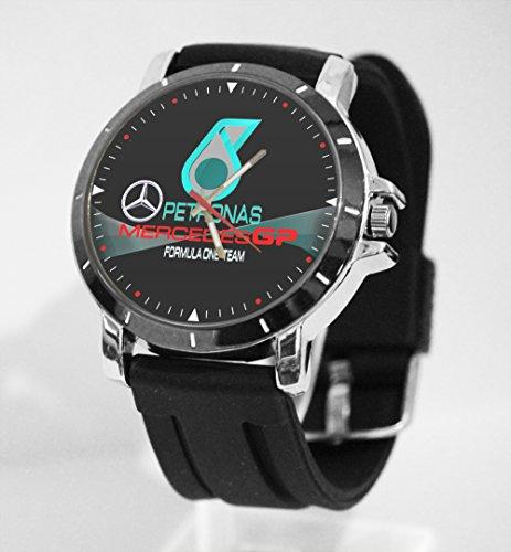 Petronas Gp Logo Watch Fit Your Bike by Gift watch