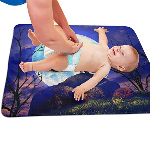 Cry Wolf Costumes - V5DGFJH.B Baby Portable Diaper Changing Pad