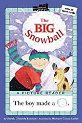 The Big Snowball (All Aboard Picture Reader) Paperback