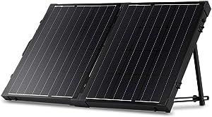 Image of a Renogy 100 Watt Monocrystalline Solar Panel Briefcase