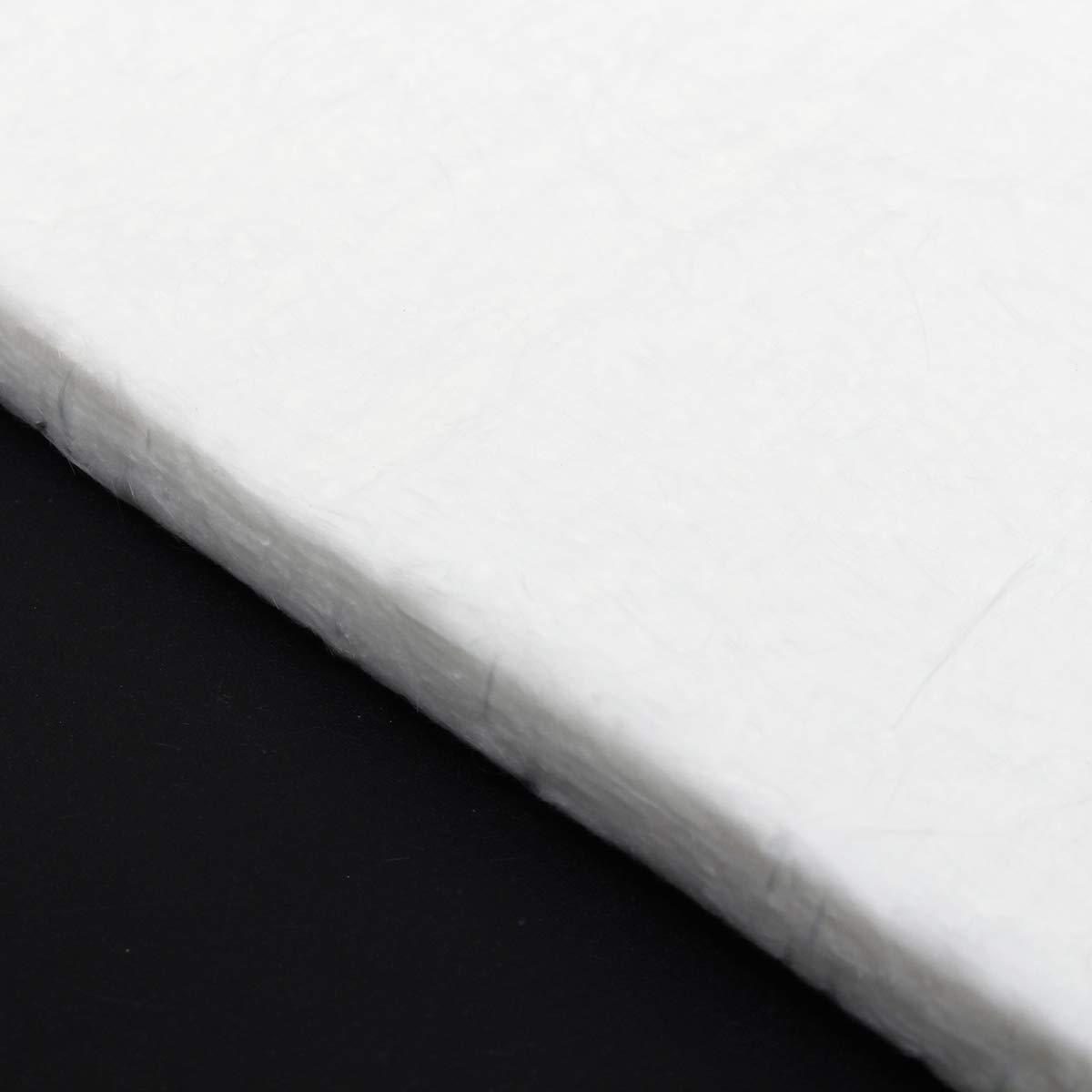 3Mm ChaRLes 3//6//10mm A/érogel Isolant Hydrophobe Pied Mat Bas /À Haute Temp 20X15Cm DIsolation Tuyau DEau
