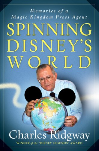 Spinning Disney's World: Memories of a Magic Kingdom Press - In Magic Disney World Kingdom